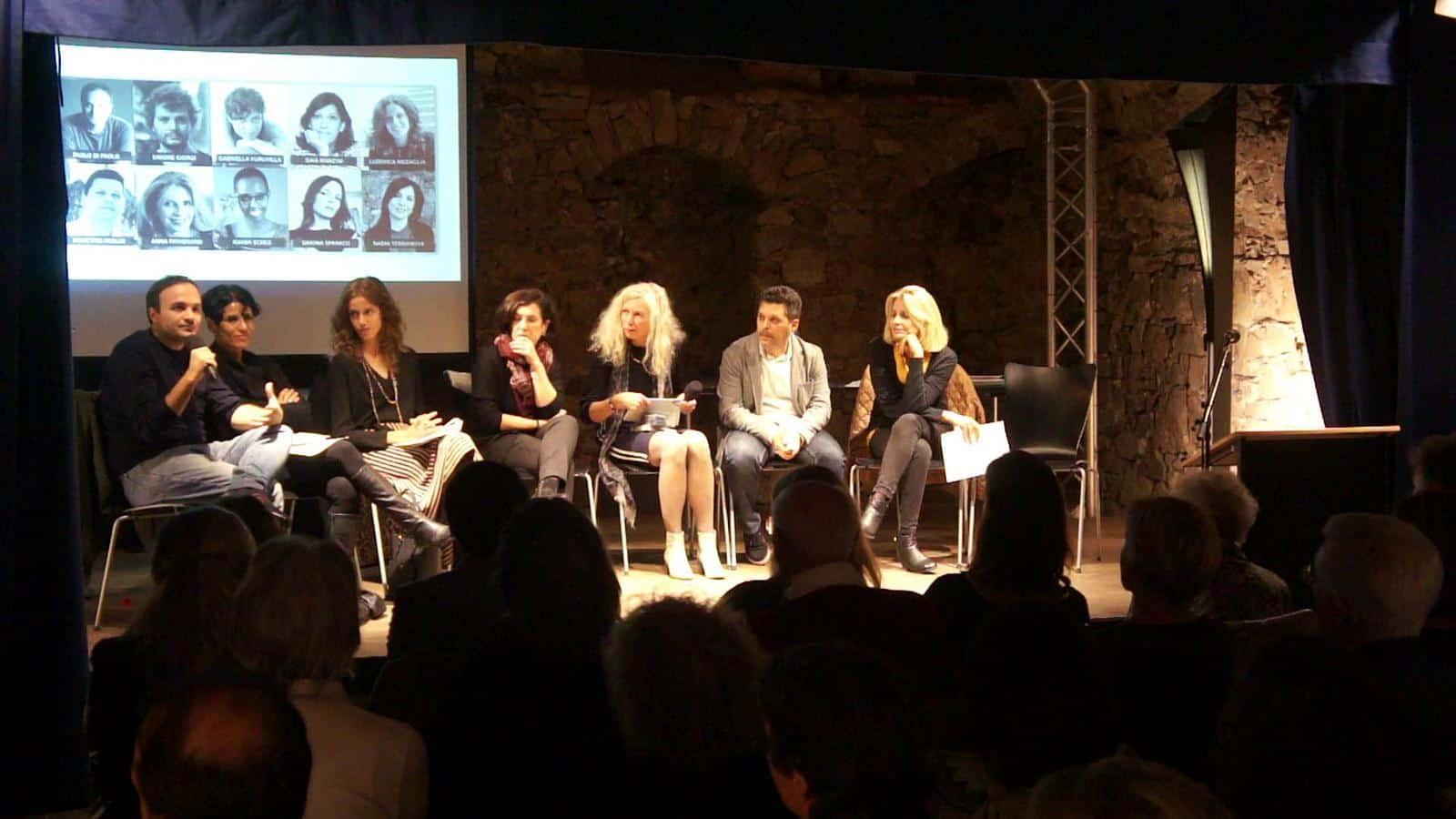 Paolo Di Paolo spricht über das Thema Identität