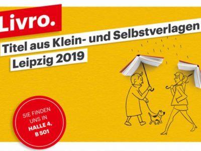 Benvenuti a Livro @ Fiera del Libro di Lipsia 2019