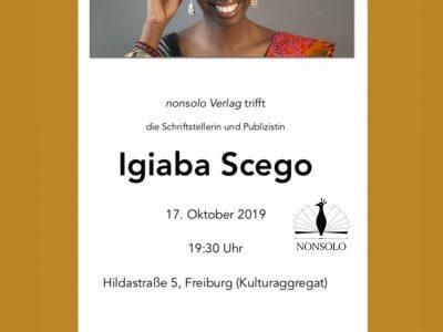 Gespräch mit Igiaba Scego im Kulturaggregat