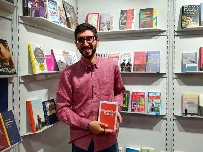 Fotoalbum: Nicola H. Cosentino auf der Frankfurter Buchmesse 2019