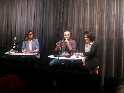 Album fotografico dell'incontro di lettura con Paolo Di Paolo del 31 gen. 2020