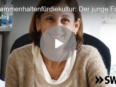 SWR2 Journal am Mittag: Astrid Tauch interviewt Alessandra Ballesi-Hansen
