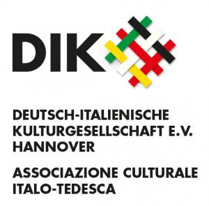 Logo Deutsch-Italienischen Kulturgesellschaft Hannover e. V.